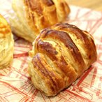 【オーブンで焼くだけ♪】冷凍パン生地 ミニバターアップルパイ フランス産 解凍・発酵不要  35g×10