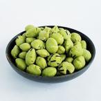 巾着 山葵豆