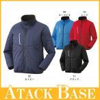 防寒ジャンパー アタックベース ATACK BASE 防風中綿ストレッチジャケット 385-1