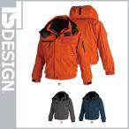 TS Design 藤和 5726 防水防寒ブルゾン メンズ 防寒ウェア 防寒作業服 作業着 防寒ウエア