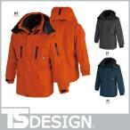 【送料無料】 TS Design 藤和 5727 防水防寒コート メンズ 防寒ウェア 防寒作業服 作業着