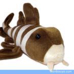 サメのぬいぐるみ 水族館 グッズ お土産 A-SHOW(栄商) ネコザメ30cm まんぼう屋ドットコム
