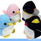 ペンギンのぬいぐるみ 水族館 グッズ A-SHOW(栄商) ラッキーお手玉シリーズ ペンギン 7cm まんぼう屋ドットコム