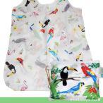 鳥 雑貨 エコバッグ おしゃれ 折り畳み ショッピングバッグ かなる バード【ゆうパケット発送可】