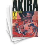 【中古】AKIRA [ワイド版] (全6巻) 全巻セット_コンディション(良い)