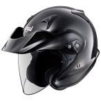 アライ(ARAI) ジェットヘルメット CT-Z グラスブラック/黒 XL 61-62cm