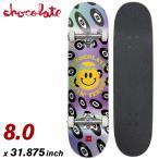 """スケボー コンプリート スケートボード Chocolate チョコレート Raven Tershy - X-LARGE 8.0"""""""