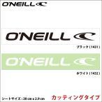 O'NEILL オニール ステッカー GO-1431 GO-1432 WAVEステッカー カッティングタイプ