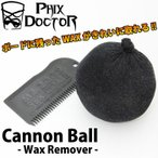 サーフボード ワックス落とし リムーバー PHIX DOCTOR フィックスドクター CANNON BALL キャノンボール