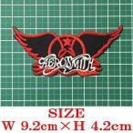 Aerosmith エアロスミスアイロン ワッペンRUNDMC Walk This Way ヒップホップ音楽 ハードロック ヘヴィメタル ブルース バンド ミュージシャン リペア カスタム