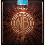 D'Addario ダダリオ アコースティックギター弦 ニッケルブロンズ Light .012-.053 NB1253【国内正規品】
