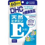 DHC 60日天然ビタミンE [大豆] 60粒