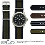 ハミルトン カーキ用 HAMILTON Khaki にぴったりの時計ベルト ファブリック ARMY X4804B91