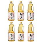 ★業務用★サンフーズ 本みりん 御勅使 もち米100%使用 ペットボトル1.8L×8本