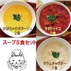 スープ5個セット 【ナチュラルグレース】【クール便】【送料無料】