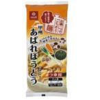 はくばく「甲州 あばれほうとう」260g(2人前)x10袋入り麦味噌スープ付 1ケース【無料包装・のし対応可能】