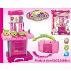 ままごとキッチンセット サウンド機能付き 子供用キッチンセット ままごとセット おもちゃキッチン