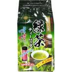 大井川茶園 お手軽急須用 深蒸し茶 緑茶ティーバッグ 32パック入 660g