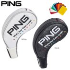 PING ピン ヘッドカバー カラーコード アイアンカバー 単品 HC-C191 日本正規品 ゴルフ用品 ピンゴルフ (送料無料)