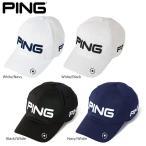 PING ピン 6パネルアンストラクチャー ツアーP.Y.B キャップ 33850 日本正規品 ゴルフ用品 帽子