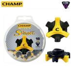CHAMP スティンガー3 Q-LOK ゴルフシューズ用 スパイク鋲 18個入り S-88