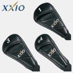 ダンロップ XXIO9 ゼクシオ9 専用 ヘッドカバー メーカー純正品 ゴルフ用品