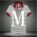 (メイク トゥ ビー) Make 2 Be カジュアル ポロシャツ ゴルフ MF19 (20.Gray_M)
