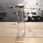 ハーバリウム 用 テーパー 瓶 100ml 1本 選べるキャップ付き(ゴールド・シルバー・ピンクゴールド)空ビン ボトル(キット オイル用 植物標本 花材用)