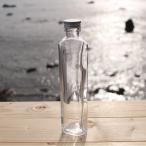 ハーバリウム 瓶 ハート 200ml 選べるキャップ付き(ゴールド・シルバー・ピンクゴールド) 空ビン ボトル【キット オイル用 植物標本 花材用】