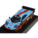 京商 1/64  マクラーレン F1 GTR レーシング  ミニカーコレクション No,39 ガルフレーシング ルマン 1997  未開封新品同様