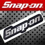 Snap-on スナップオン アメリカンステッカー シンプルロゴ ロゴ型抜 022 アメリカン雑貨