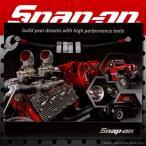 H4 Snap-on スナップオン アメリカンステッカー #036 // デカール バイク 車 世田谷ベース スナッポン ネコポス可