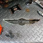 HARLEY-DAVIDSON バンパー ステッカー #001 // デカール / カスタムステッカー / シール / ハーレーダビッドソン / メール便可