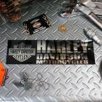 HARLEY-DAVIDSON バンパー ステッカー #002 // デカール / カスタムステッカー / シール / ハーレーダビッドソン / メール便可
