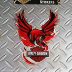 A HARLEY-DAVIDSON デカール・ステッカー #004 // カスタムステッカー / シール / ハーレーダビッドソン / ネコポス可