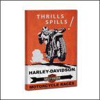 ショッピングハーレーダビッドソン ハーレーダビッドソン キャンバスサイン モトクロスレーサー [ HDL-15701 HARLEY DAVIDSON ]
