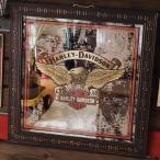 ショッピングハーレーダビッドソン ハーレーダビッドソン イーグル ミラー 鏡 // HARLEY-DAVIDSON / プレゼント / インテリア雑貨 / Eagle Mirror / HDL-15223