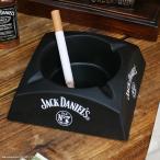 ノベルティ灰皿 Jack Daniel's ジャックダニエル プラスチック製アッシュトレイ // アメリカン雑貨 / 喫煙具 / ノベルティグッズ