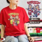 エスニック Tシャツ カットソー トップス 半袖 エケコ人形 エケコ ファッション フェス メンズ レディース ユニセックス ゆったり 30代 40代 50代(1.5)