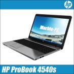 ショッピング中古 中古ノートパソコン Windows 10 HP ProBooK 4540s Core i5-3210M 2.50GHz DVDスーパーマルチ 送料無料