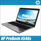 ショッピング中古 中古ノートパソコン Windows10-Pro HP ProBooK 4540s メモリ8GB HDD320GB Core i5-3210M(2.50GHz) DVDスーパーマルチ 送料無料