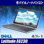 中古パソコン 新品SSD128GB換装済み Windows7-Pro搭載モデル | DELL Latitude E6230 モバイルノートパソコン | Core i7:2.90GHz メモリ:4GB 【送料無料】