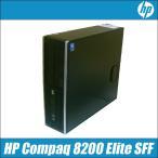 ショッピング中古 中古デスクトップパソコン Windows 7 HP 8200 Elite SF Core i5-2400 3.10GHz DVDスーパーマルチ 送料無料
