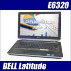 ショッピング中古 中古ノートパソコン Windows10-Pro | Dell Latitude E6320 | コアi7(2.80GHz)搭載 メモリ8GB HDD320GB DVDマルチ 無線LAN内蔵 WPSオフィス付き 中古パソコン
