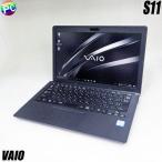 SONY VAIO S11 | 中古ノートパソコン コアi7 メモリ8GB 高速SSD512GB Windows10-Pro WEBカメラ Bluetooth 無線LAN 11.6型 WPSオフィス付き 中古パソコン