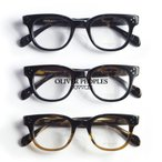 OLIVER PEOPLES/オリバーピープルズ/AFTON/ウェリントンメガネ