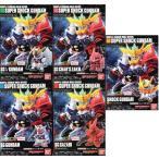 【新品】ミニプラ ガンダムビルドダイバーズ スーパーショックガンダム 全5種セット(フルコンプ)