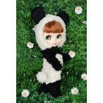Junie Moonドリーウェア 『Hug-able Panda(ハガブル パンダ)(着ぐるみ)』(22cmドールサイズ用:ネオブライス)