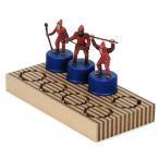 フィギュアスタンド-L(ボトルキャップフィギュア コレクション ディスプレイスタンド 木製 おしゃれ デザイン 小物雑貨 インテリア雑貨)SL-016/マルゲリータ
