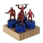 フィギュアスタンド-L(ボトルキャップフィギュア コレクション ディスプレイスタンド 木製 おしゃれ デザイン 小物雑貨 インテリア雑貨)SL-017/マルゲリータ